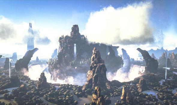 ARK Survival Evolved PS4 update release time Studio Wildcard