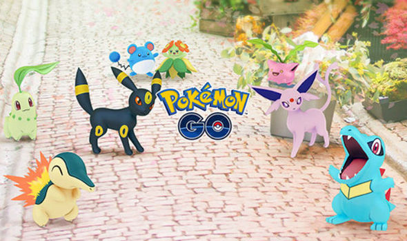 Pokemon Go news Gen 2 update event