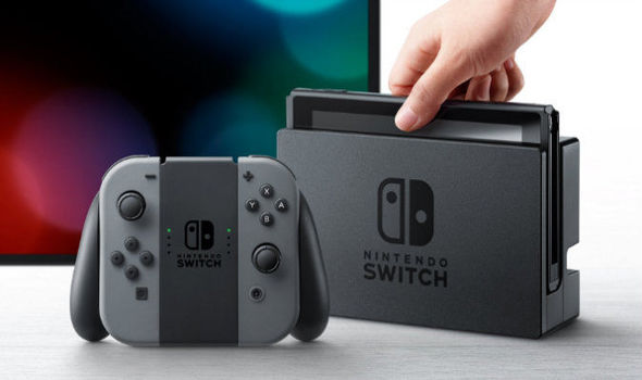 Nintendo Switch Games news specs Virtual Console