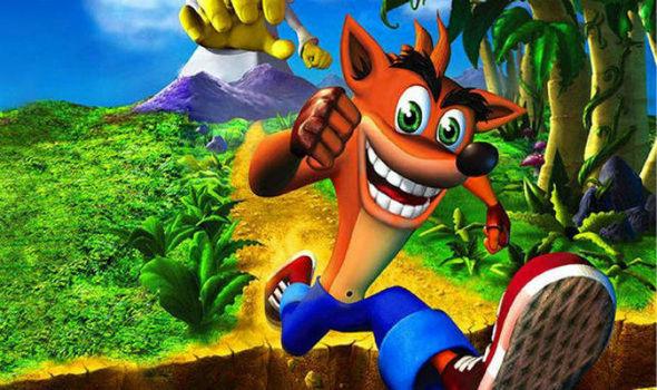Crash Bandicoot PS4 N Sane Trilogy Xbox One