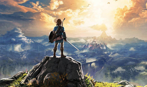 Zelda Breath of the Wild Nintendo Switch secrets revealed Wii U