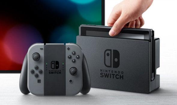 Nintendo Switch games list Pokemon Go stars