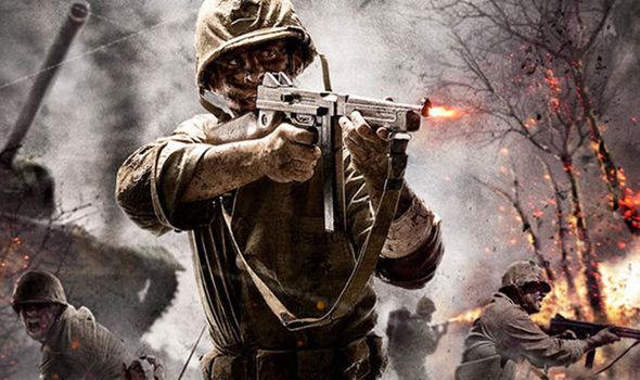 Call of Duty WW2 leak WWII Sledgehammer COD 2017 PS4 Xbox One