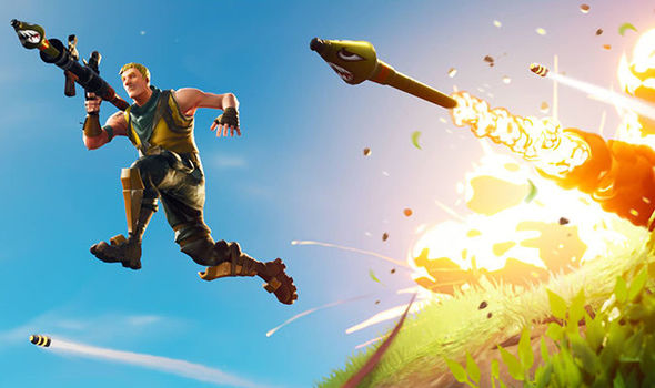 Fortnite Season 4 Downtime Server Status Latest For Update 40 Offline Maintenance Gaming