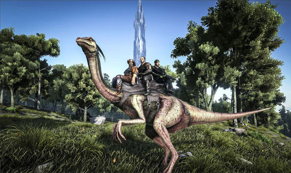 ARK Survival Evolved on PS4 has been a big seller since its launch in December
