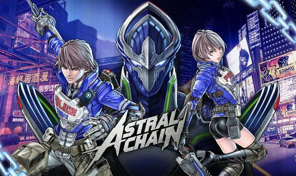 astral chain review first