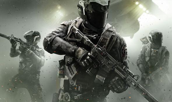 infinite warfare release date