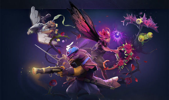 The new DOTA 2 7.07 update is now live on Steam