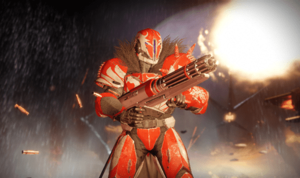 The new Destiny gameplay reveal shows off the first mission, Homecoming