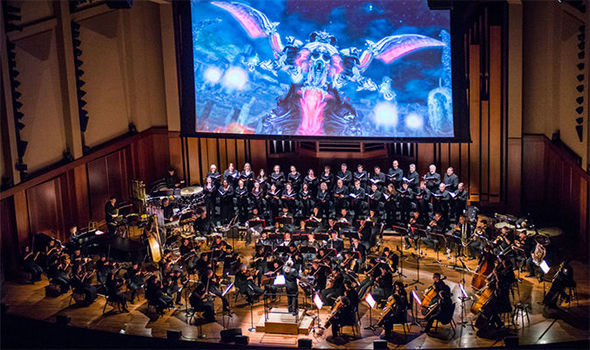 Final Fantasy Distant Worlds concert