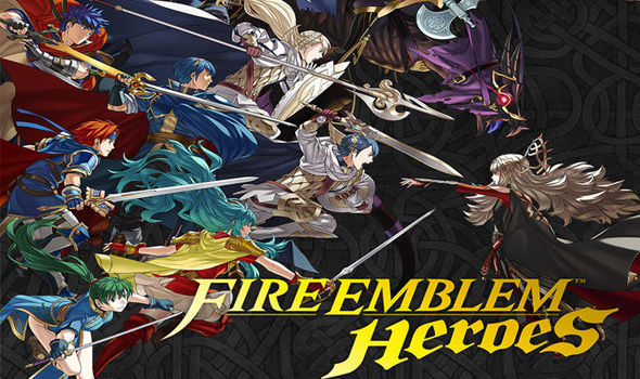 Fire Emblem Heroes is off to a great start for Nintendo, better than the Switch in terms of stock impact