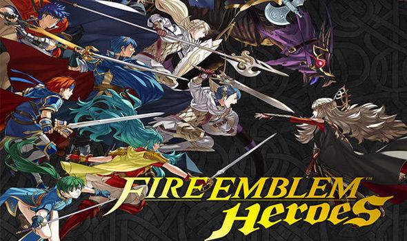 Fire Emblem Heroes has made big bucks for Nintendo behind Super Mario Run