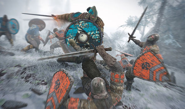 For Honor beta pre-loading is now available on PS4, Xbox One and PC