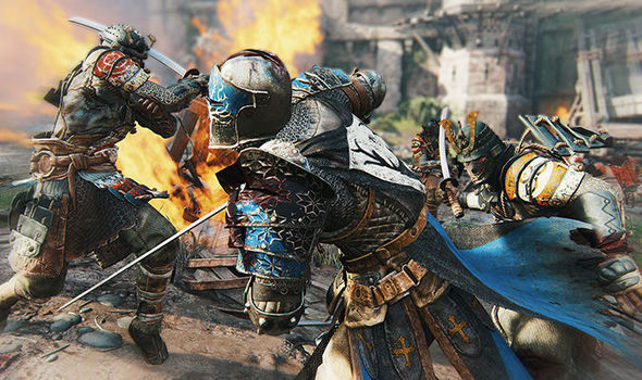 For Honor PS4 Xbox One Ubisoft screenshot