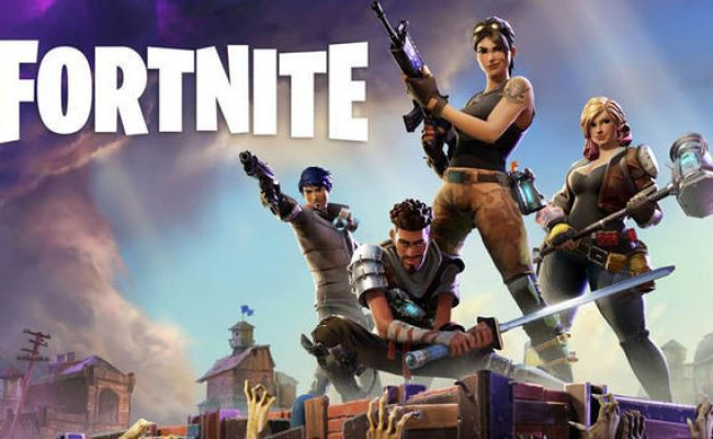 Fortnite Update Boost For Epic Games Ahead Of Free To