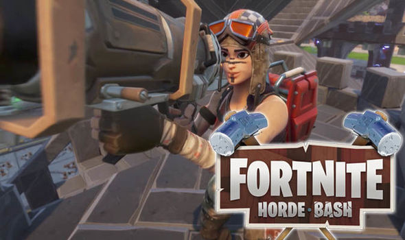 Fortnite COUNTDOWN Horde Bash Download Release Date