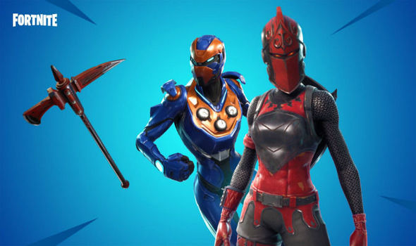 Skull Trooper Red Knight Fortnite Read Description T