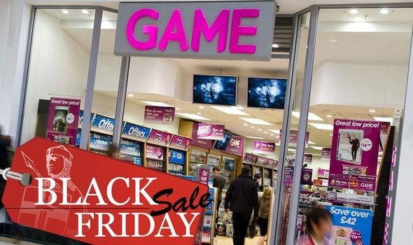 Game Black Friday 2019 Deals Best Discounts Gaming