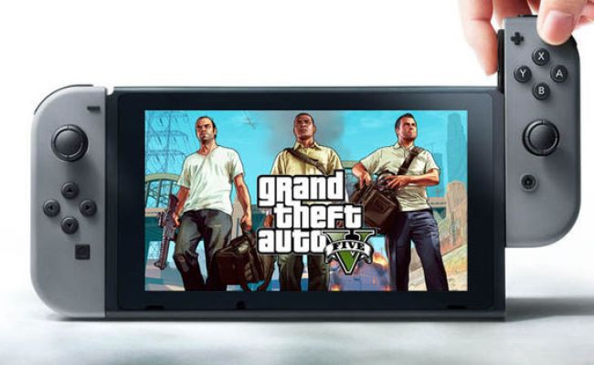 Gta 5 On Nintendo Switch Revealed Source Who Predicted La