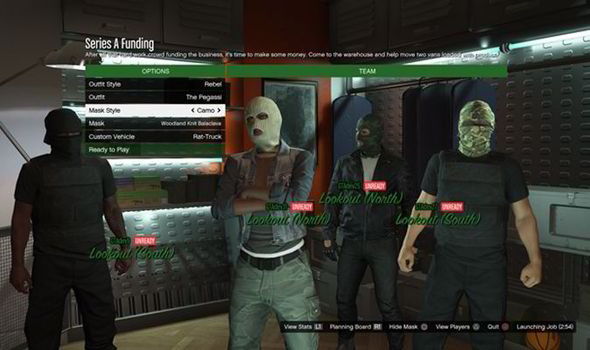 Gta 5 Rockstar Reveal How To Make 10m In Online Heists With New Cash Challenge Gaming Entertainment Express Co Uk