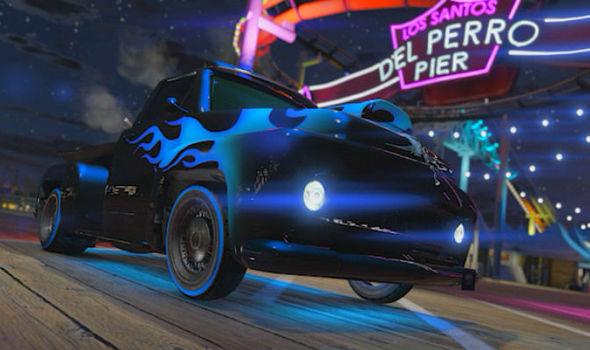 GTA 5 Down Grand Theft Auto Online Goes Offline On Xbox