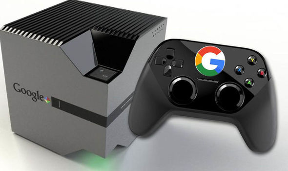 Google Game Console Leak Google Plan Huge Rival To Sony