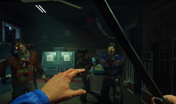 Infinite Warfare Zombies DLC coming soon