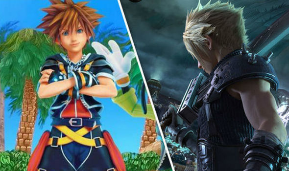 Kingdom Hearts 3 Release Date News And Final Fantasy 7