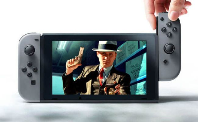 Gta 5 On Nintendo Switch Rockstar Game Reveal Could Pave