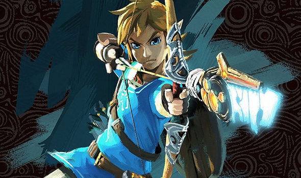 Legend of Zelda: Breath of the Wild Nintendo Switch