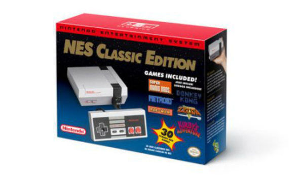 The Nintendo Classic NES is set to leave production, according to two retailers