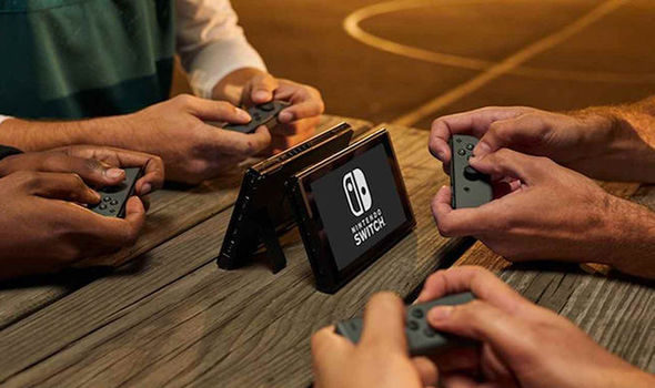 Nintendo Switch news