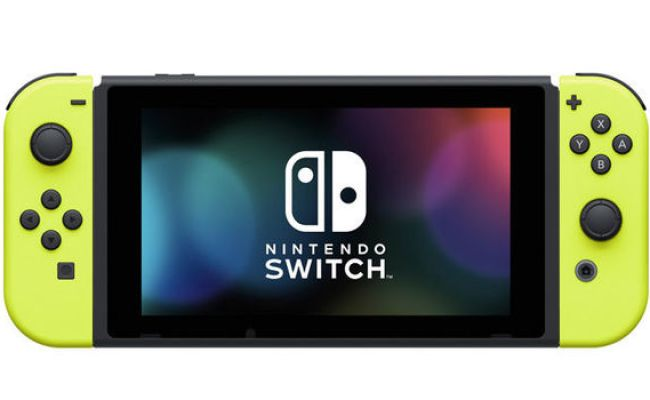Nintendo Switch Games Shock As Two Big 2018 Announcements