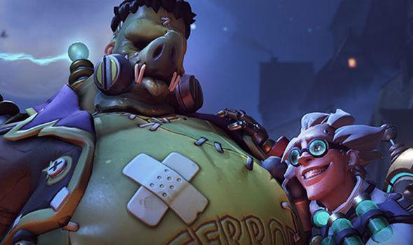 Overwatch Halloween Skins REVEALED Blizzard Spooky Update