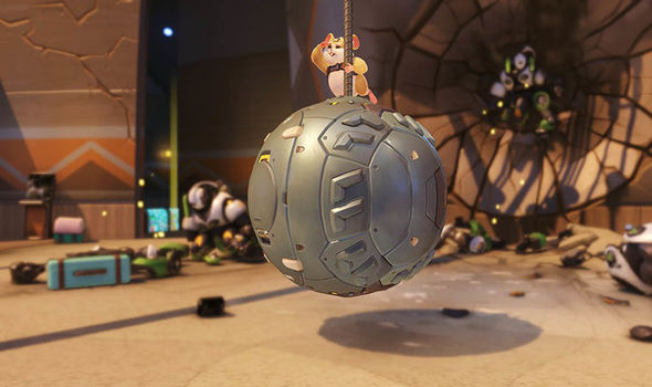 Overwatch Hero 28 What Are Wrecking Balls Abilities