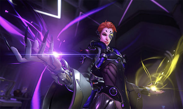 Overwatch Moira new hero