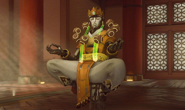 Overwatch Year of the Rooster is going live on Xbox One and PS4