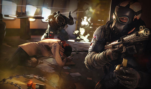 Rainbow Six Siege PS4, Xbox One, PC update