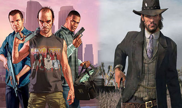 Red Dead Redemption GTA 5