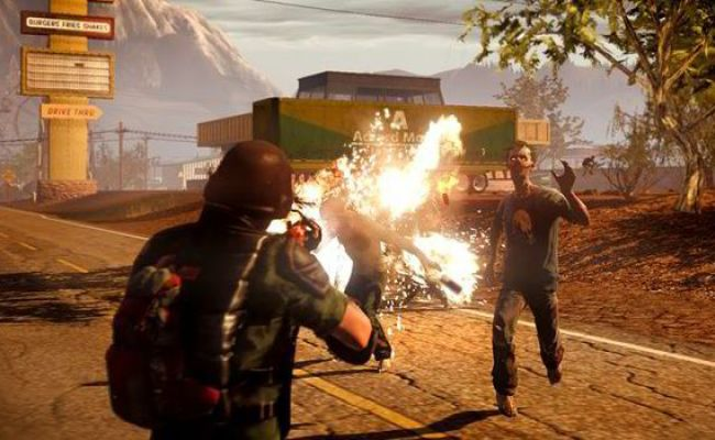 Xbox One Ps4 And Pc State Of Decay And Five New Games
