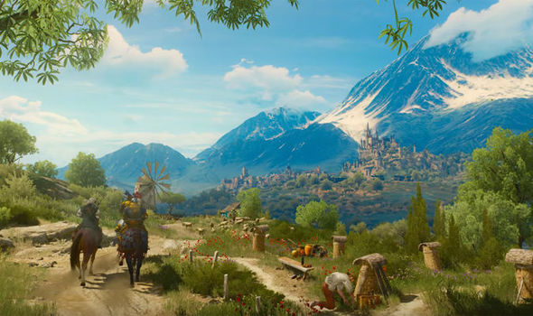 Wallpaper Hd One Piece Witcher 3 Blood And Wine Update Devs Confirm Final Ps4