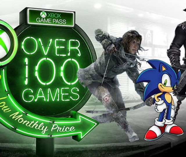 Xbox Games Pass March 2018