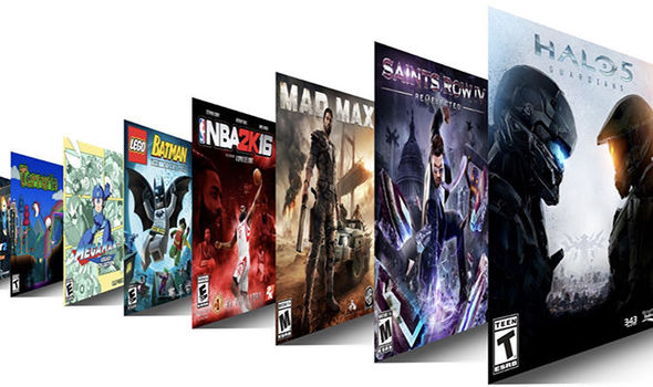 Xbox Games Pass Xbox One and Xbox 360 Games List