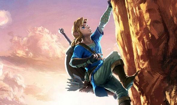 Zelda Breath of the Wild screenshot