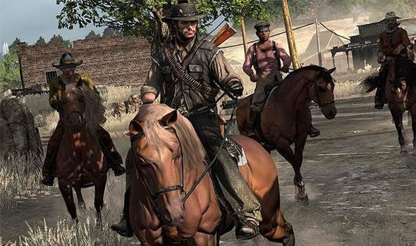 Red Dead Redemption 2 Gta Style Online Multiplayer And 2016 Release Date Revealed Gaming Entertainment Express Co Uk