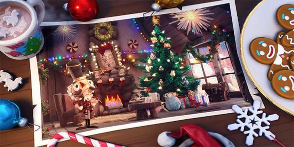 14 Days of Christmas Fortnite