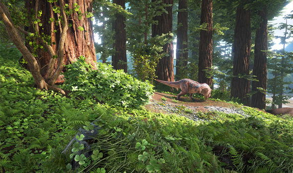 ARK Survival Evolved Update Xbox One Release More On PS4