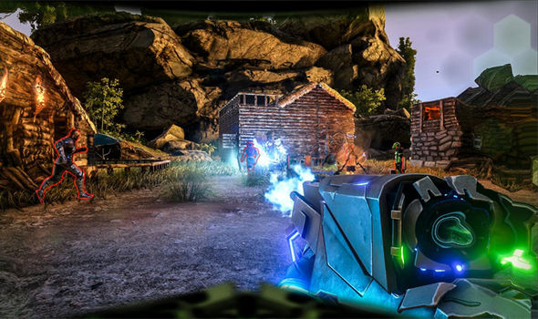 ARK Survival Evolved: Tek Tier update is on its way