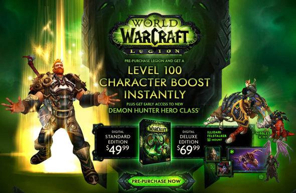 BlizzCon 2015 LIVE Updates On World Of Warcraft Legion StarCraft 2 Overwatch Release Gaming