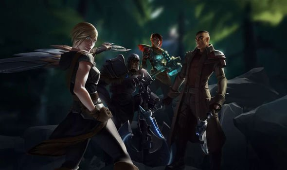 Dauntless has proven a big hit since it launched earlier in 2019